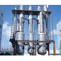 Buy cheap Tripple-effect Falling Film Evaporator for Concentration from wholesalers