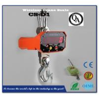 10t Hook Type Crane Weighing Scale , Heavy Duty Hanging Scale For Vehicle Lifting Manufactures
