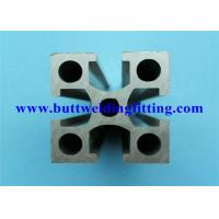 Extruded Modular Aluminum Profiles Forged Pipe Fittings For Framing System Manufactures