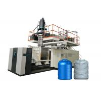 Fast 10000L Single Stage Blow Moulding MachineThree Layers 200 Ton Weight Manufactures