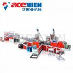 PVC Foam Manufacturing Machine / Foam Extruder Machine Easy To Operation Manufactures