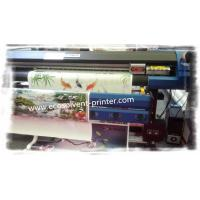 Epson Two/Three DX7 Head UV Inkjet Printer 1.8M/70Inch  for Printing PU,Leater AC 100-220V Manufactures