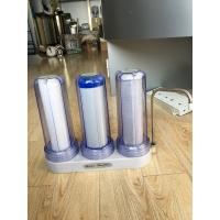 Clear Housing Alkaline Ro Water Filter Triple Filtration Countertop PP Activated Carbon Ceramic Manufactures