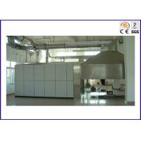 GB/T 20286 GA111 Large Furniture Calorimeter for Surface Entity Room Fire Products Manufactures