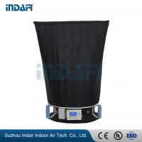 China High Accuracy Air Flow Meter Hood Automatically Display Wind Direction For GMP on sale