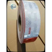 Dot Approved Diamond Grade Reflective Tape For Cars 6 Inch Micro Prismatic Grade Manufactures