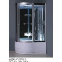 Foot Massage Bathroom Shower Enclosures 3 Sided Waste Drain / Syphon Included Manufactures