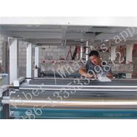 T-Die Head 1500MM 3 Layer Air Bubble Film Machine 380v 50hz 100kg/h Manufactures