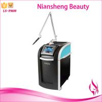 Niansheng OEM Professional picosure laser pigment and tattoo removal picosecond qswitch nd Manufactures