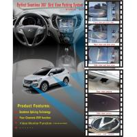 Hyundai IX35 360 Rear View Camera System With DVR Function, Loop Recording in 4-way DVR in real time Manufactures