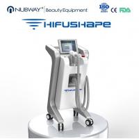 Latest technology fat reduction liposonix HIFU ultrasound slimming machine with CE Manufactures