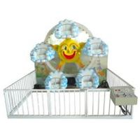 Cloud Mini Ferry Amusement Rides For Kids , Outdoor Playground Equipment