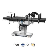 Multi-functional 304 Stainless Steel X Raying C arm electric operating table Manufactures