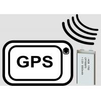 China 450Wh/h Non-Rechargeable 5500mAh CP783970 Soft Battery Lithium Batteries 3V GPS on sale