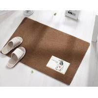 Quality New High Quality Machine Made Door Mat Custom Eco-Friendly Floor Mat With PVC for sale
