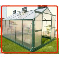 6.3X10FT hot sale greenhouse with 4mm PC Manufactures