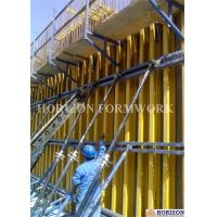 Top Scaffold Brackets Equipped On Wall Formwork Serving As Safety Platform Manufactures
