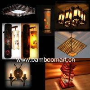 Artistic Bamboo Lamp Manufactures