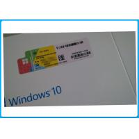 Microsoft windows software Win 10 pro 64 Bit Eng DVD win10 pro OEM key Manufactures