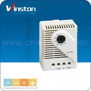 China Adjustable MFR 012 DC Room Thermostat Electromechanical Mechanical 25V IP20 on sale