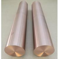 China Electrode Block Copper Tungsten Alloy Material Used In Welding Machine on sale