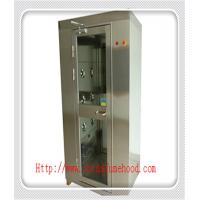 China Customized Made Laboratory Air Shower Booth For Clean Room High Cleanliness on sale