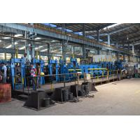 Large Diameter Steel Pipe Tube Mill Machine With API Standard Production Line Manufactures