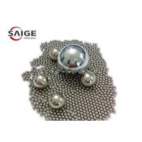 Buy cheap Loose Bearing 440C Stainless Steel Balls 1/ 4 steel ball Corrosion Resistant from wholesalers