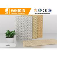 Quality Thin Eco Building Material Flexible Wall Tiles Light Weight Or Interior Wall for sale