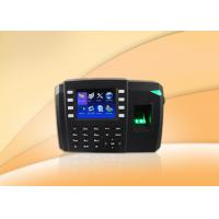 China Access control biometric fingerprint attendance system , free software and sdk on sale