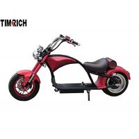 EEC 12 Inch Aluminum Wheel Adult Sports Motorcycle 1500W Lithium Battery TM-TX-11 Manufactures