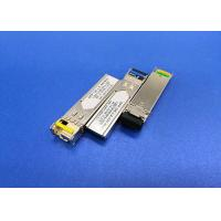 Quality SFP FE 40KM Fiber Optic Module Bi Directional 1550nm DFB Laser RX1310nm LC for sale