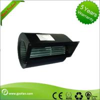 DC Motor Double Inlet Centrifugal Fans For Water Chillers / Cooling Untis Manufactures