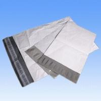 Mailing Bags, Made of 3-layer Film HDPE Material Manufactures