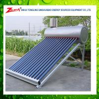 high quality  split pressurized  solar water heater/SWH 200L Made in China Manufactures