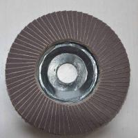 Plastic backing falp disc for metal Manufactures