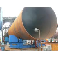 Pipe Roller Automatic Welding Machine Double Elevating Hydraulic Control Siemens Motor Manufactures