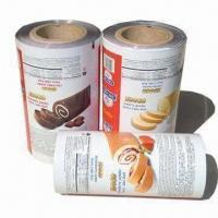 Printing Packaging Films, Suitable for Bread and Cake Manufactures