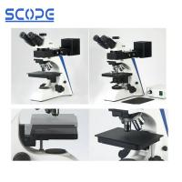 Industrial Upright Metallurgical Microscope LWD Infinity Plan Objective Manufactures