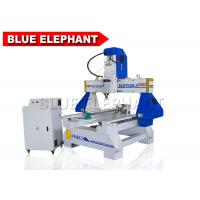 Rotary Device 7020 Machinery Automatic 4 Axis Cnc Router Engraver Machine for Wooden Toys Manufactures