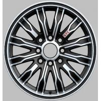 Custom Made Car Chrome Alloy Wheels 14 Inch ET 25-35