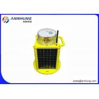 China Remote Control Solar Powered Lights / Warning Light Led Steady - Burning Mode on sale
