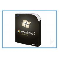 Genuine Microsoft Update Windows 7 SP1 64 bit Full System Builder OEM DVD 1 Pack Manufactures