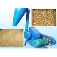 Buy cheap 11kw 15hp Rice Husk Hammer Mill Grinder Biomass Hammer Mill With Cyclone from wholesalers