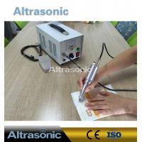 40 Khz Ultrasonic Cutting Machine Replaceable With High Cutting Precision Manufactures