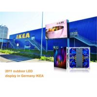 P10 SMD LED Outdoor Fixed Installation Video Screen LED Display