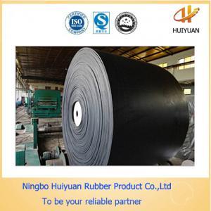 High Strength and Durability Nylon Mining Rubber Belt (NN100-NN500) Manufactures