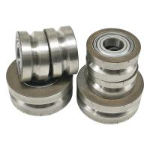 Copper Wire Metal Wire Forming Machine Guide Wheels Rod Straightening Machine Manufactures