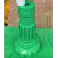 QL60 DHD360 SD6 M60 Shank Green 6 Inch DTH Hammer Bit , down the hole bit Manufactures