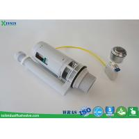 Cable Operated Toilet Dual Flush Valve , Wc Flush Valve For Uk Concealed Cistern Manufactures